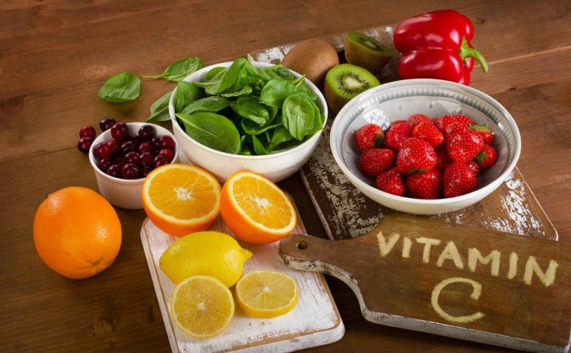 Uso de Vitamina C, una práctica común de la que pocos conocen la razón.